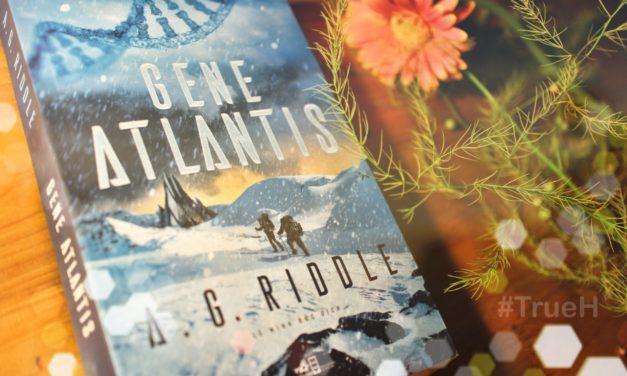Gene Atlantis – A.G.Riddle