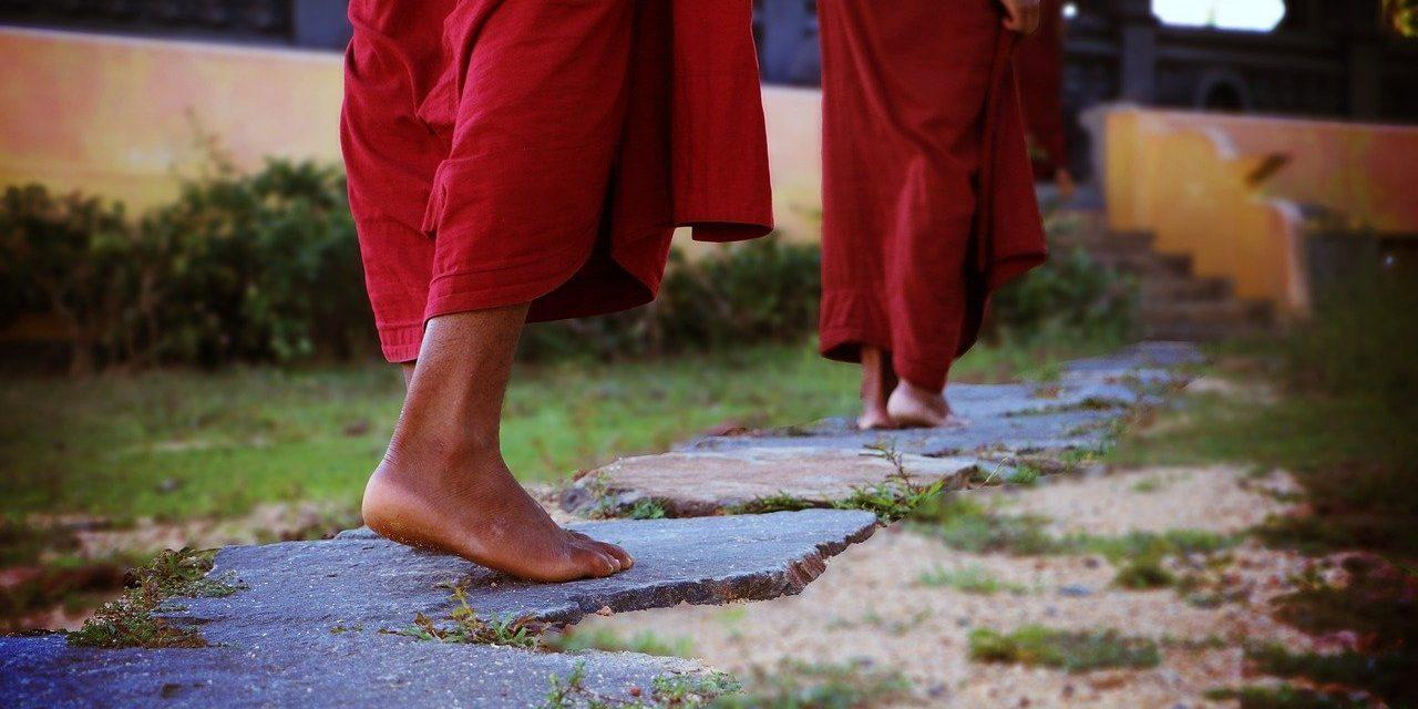 Đôi chân và trải nghiệm cuộc đời